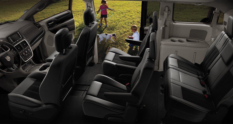 Grand Caravan Interior