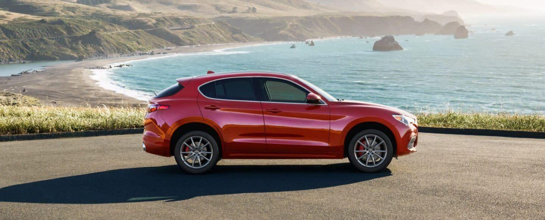 2020 Alfa Romeo Stelvio Key Features near Denver, CO