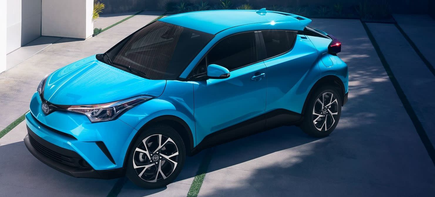 2019 Toyota C-HR for Sale near Downers Grove, IL
