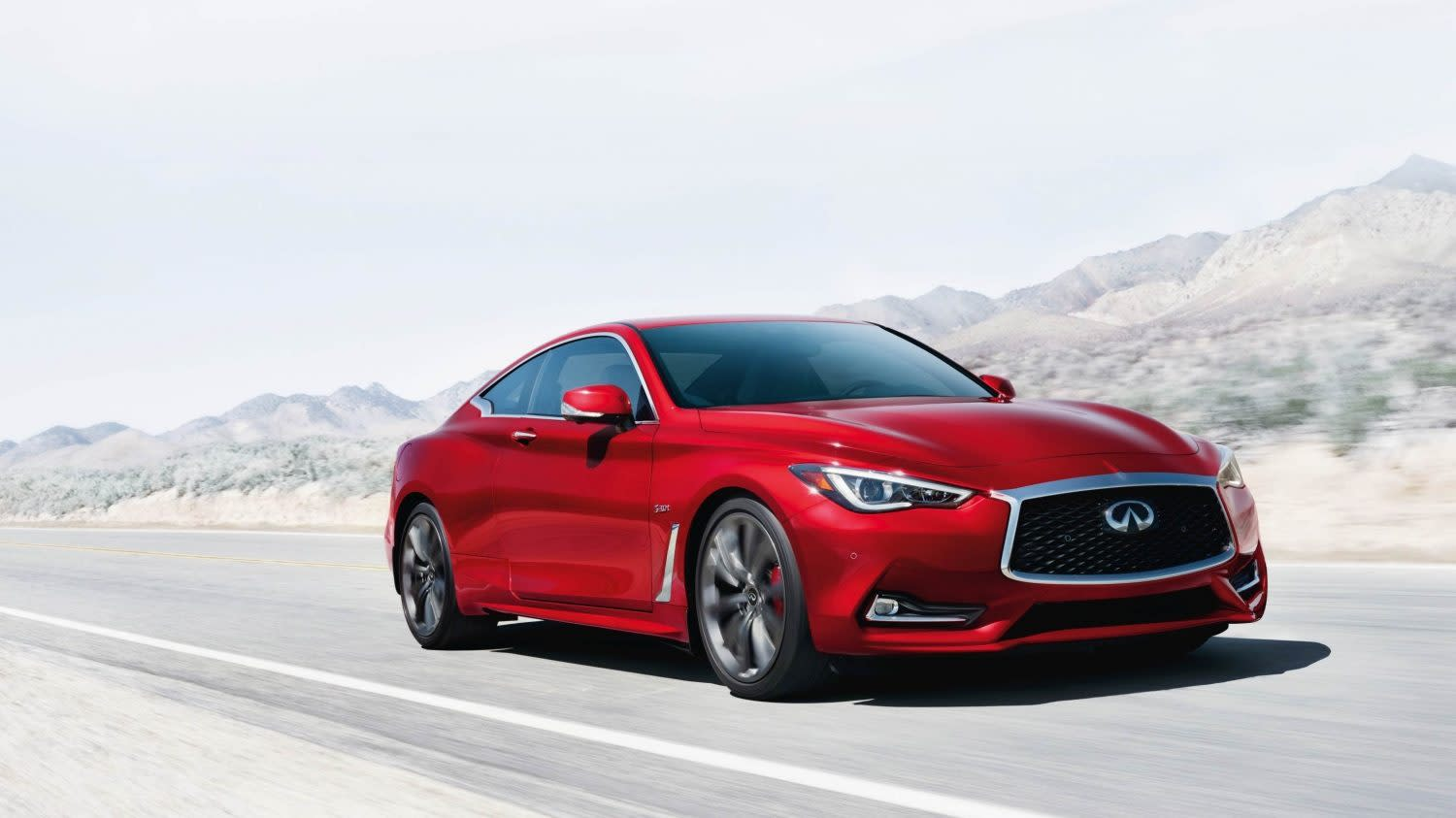 The INFINITI Q60 is No Match for the 4 Series!