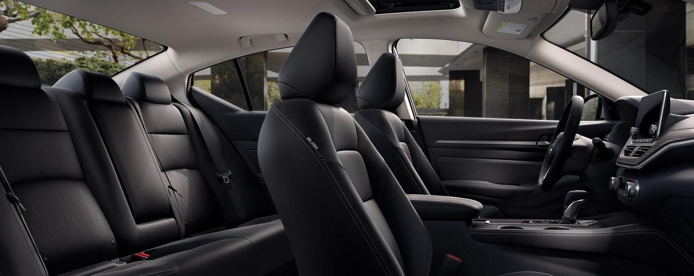 You'll Love the 2019 Sentra's Spacious Interior!
