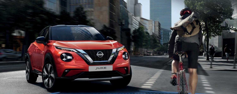 Nissan Juke 2020 intellIgent mobility | Aben en van de Schelde