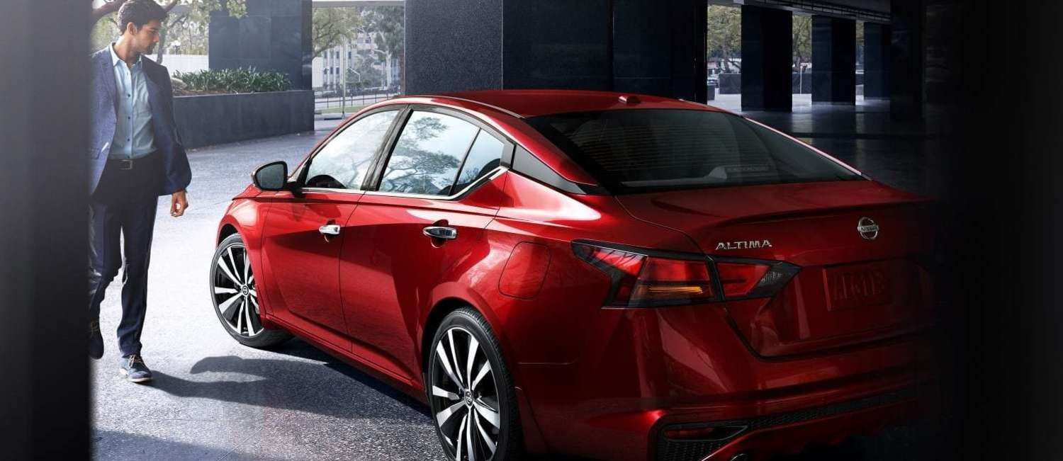 2020 Nissan Altima Lease in Chicago, IL