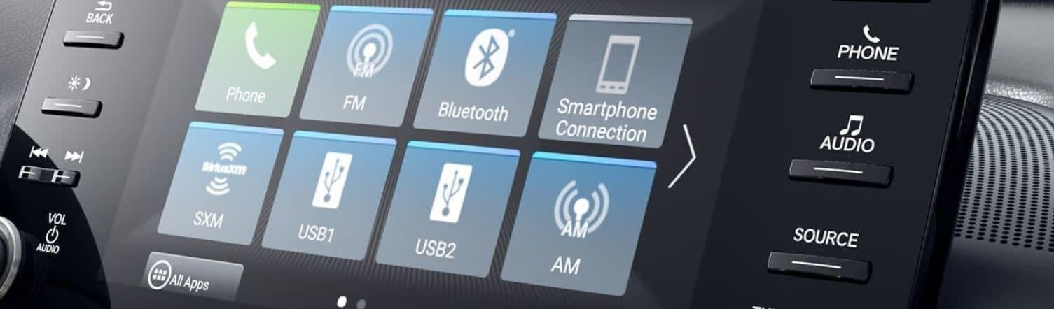 2020 Honda Accord Touchscreen