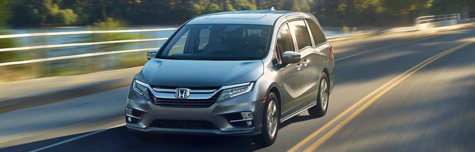 2019 Honda Odyssey Financing near Roseville, CA