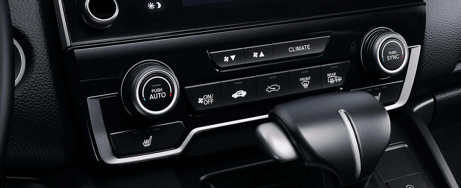 2020 CR-V Climate Control System