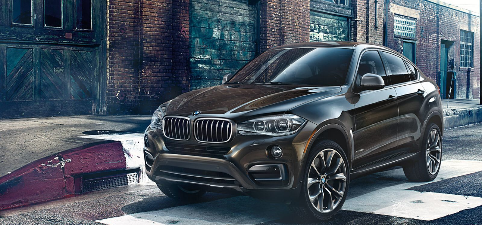 2017 BMW X6 Leasing near Olympia Fields, IL