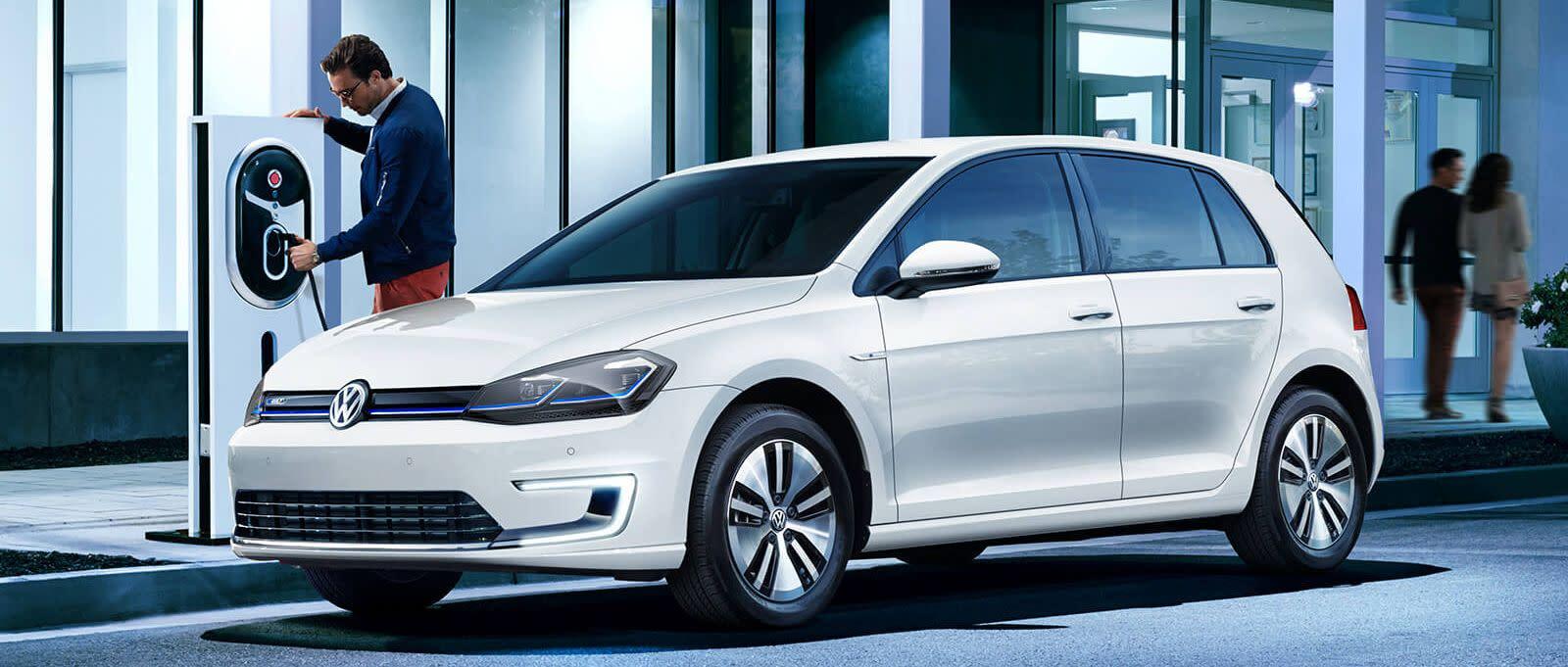 El increíble Volkswagen e-Golf 2018