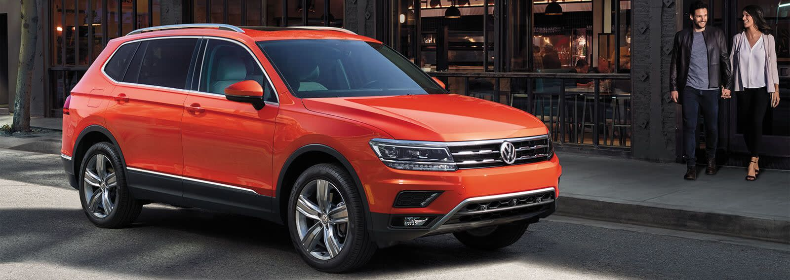 2019 Volkswagen Tiguan Leasing near Washington, DC