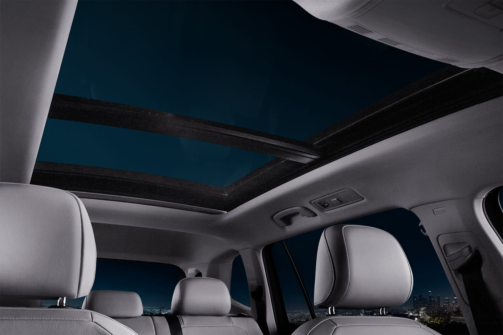 Enjoy a Gorgeous View as You Cruise in the Tiguan!