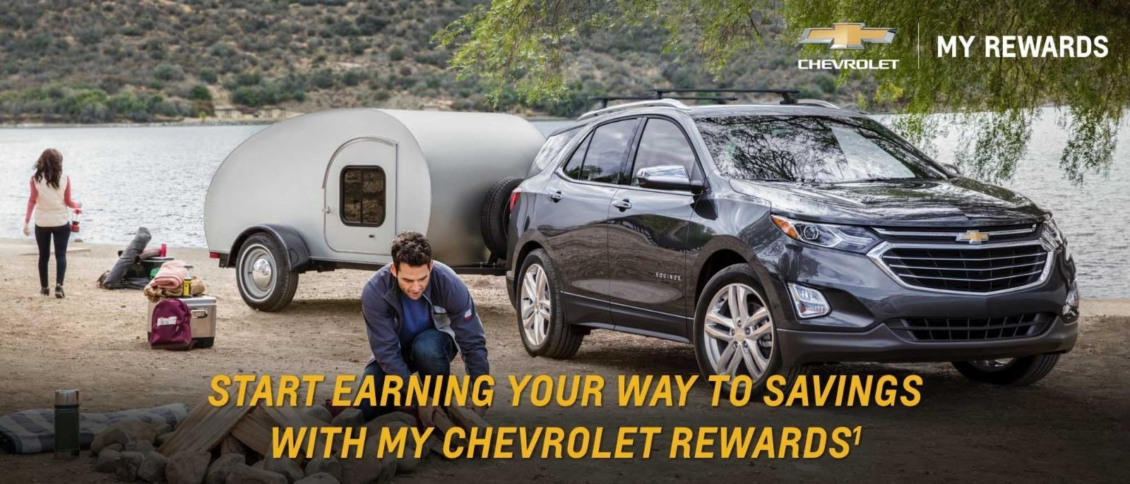 My Chevrolet Rewards