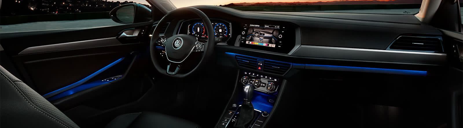 2019 Volkswagen Jetta Ambient Lighting