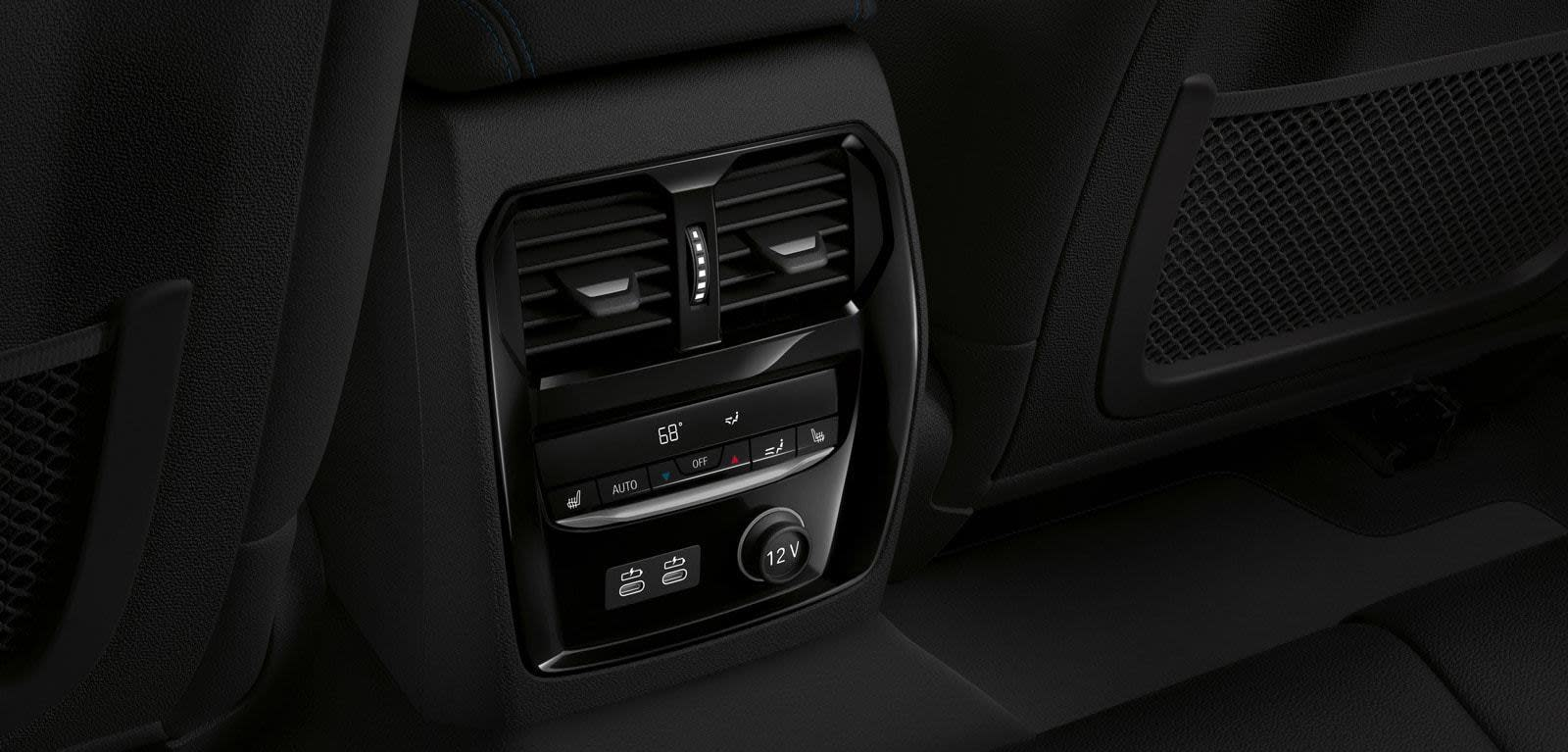 3-Zone Climate Control in the 2020 BMW 3 Series