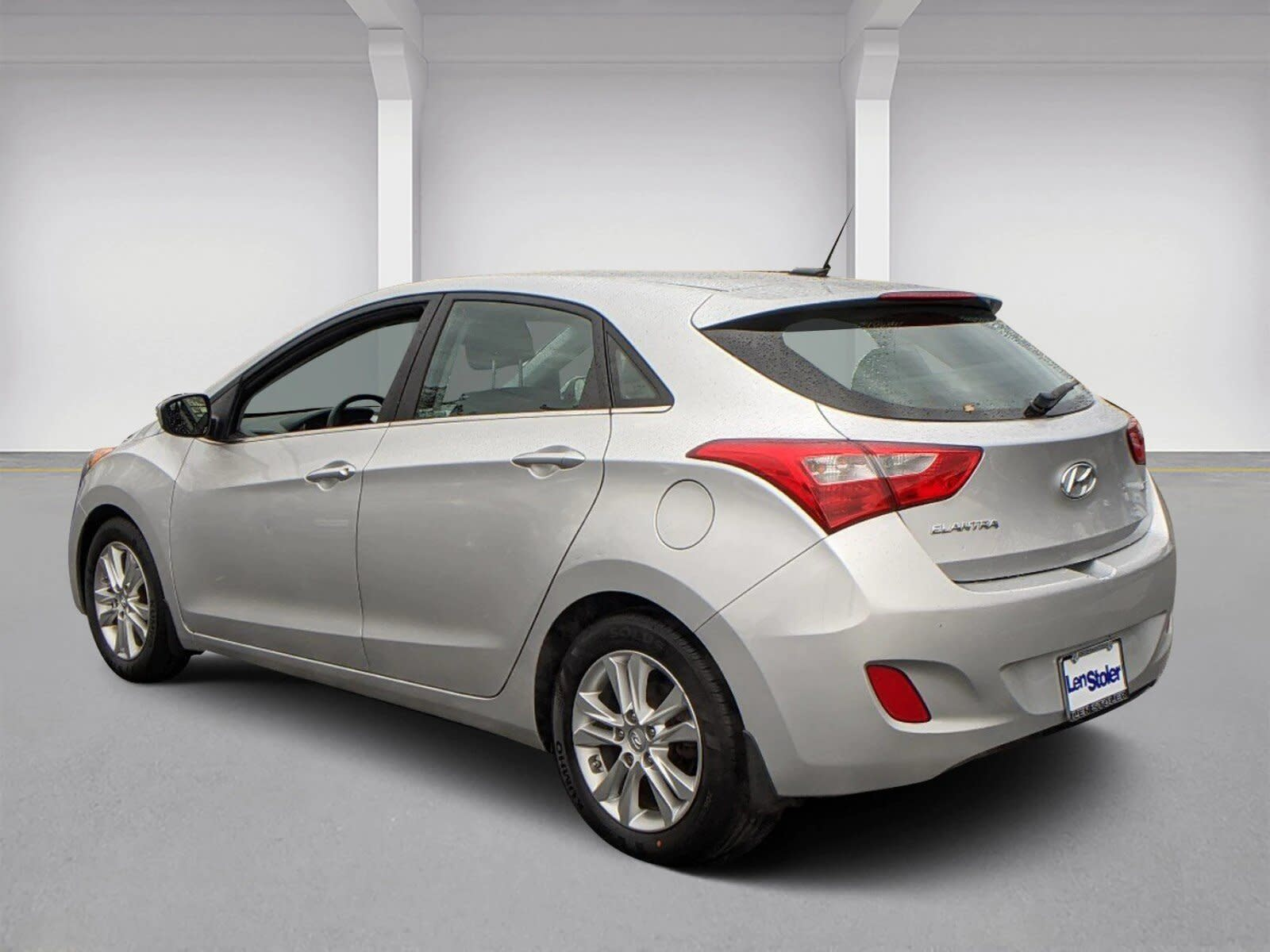 Hyundai Elantra GT Base Hatchback