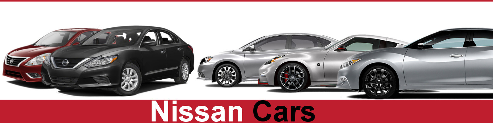 SEARCH: Nissan Cars