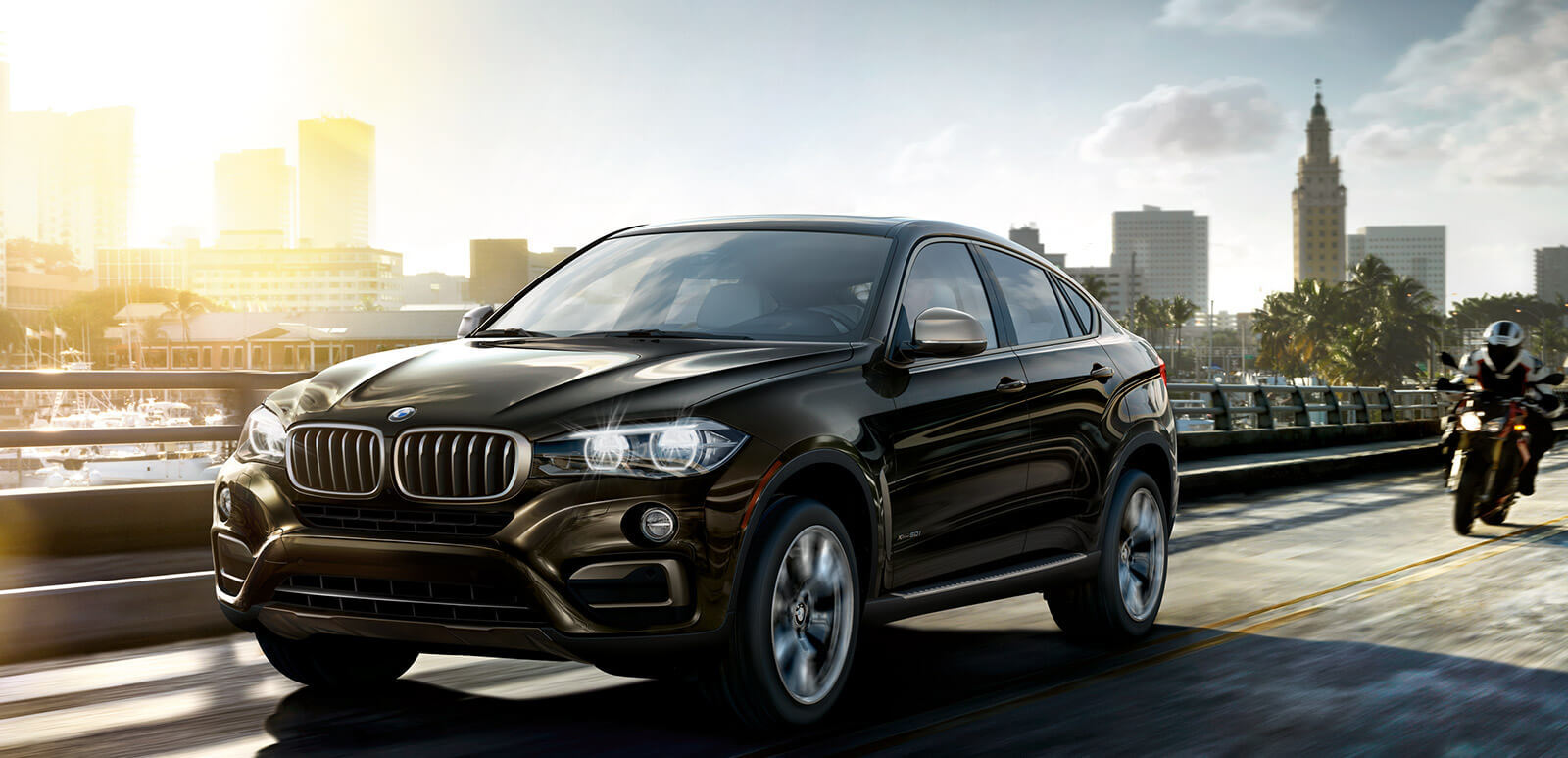 2017 BMW X6 Leasing near Hammond, IN