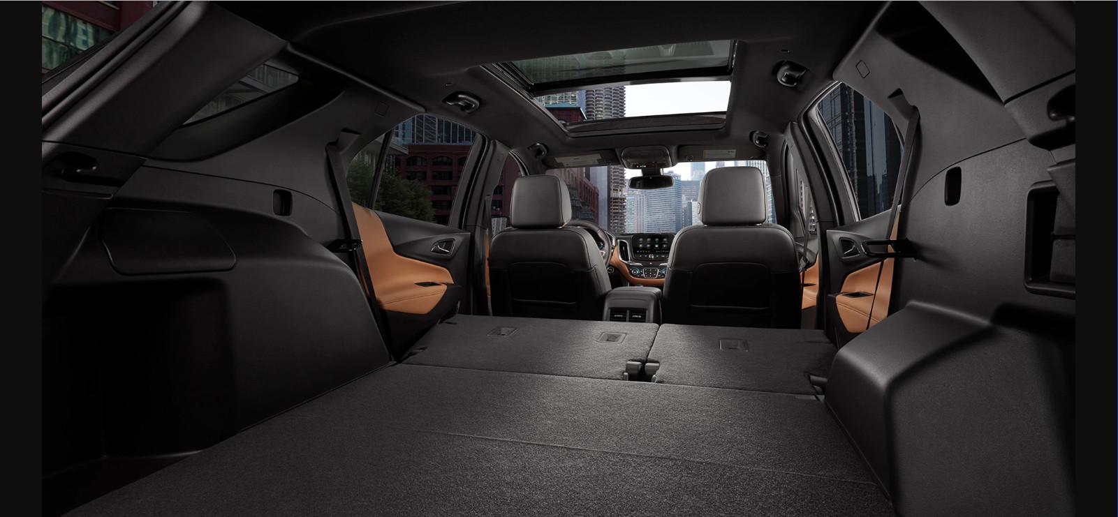2020 Chevrolet Equinox Cargo