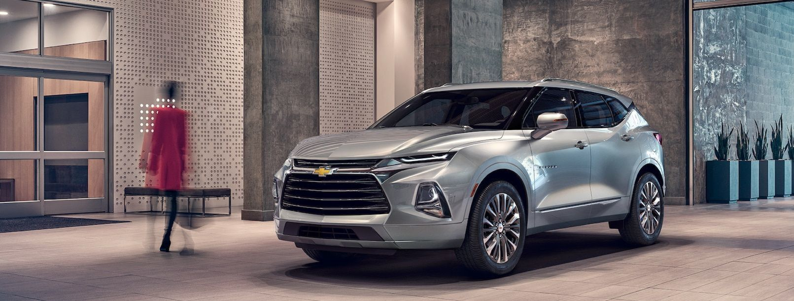 2019 Chevrolet Blazer Technology Features near Schererville, IN