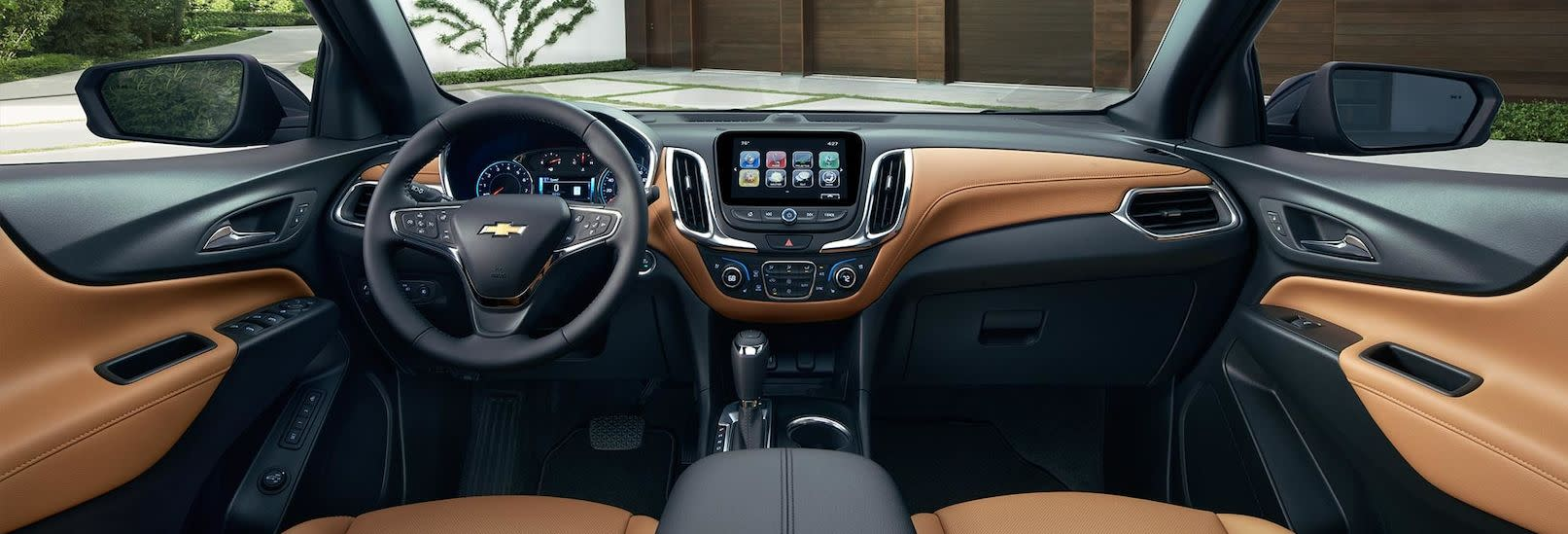 Accommodating Cabin of the 2018 Chevrolet Equinox