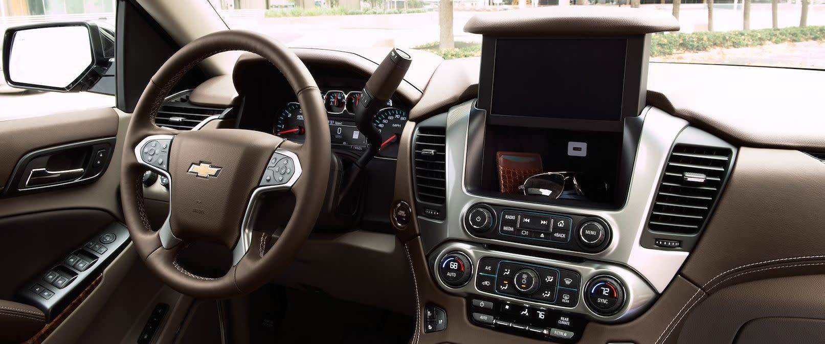 Step Inside the Chevy Tahoe!