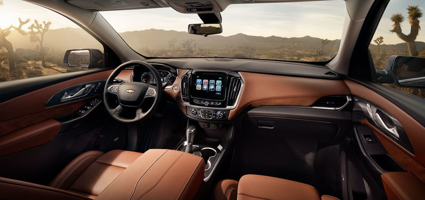 New 2019 Chevrolet Traverse High Country Leather