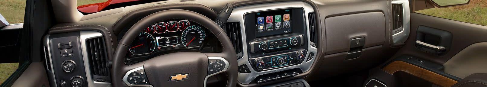 2019 Chevrolet Silverado 1500 Center Console