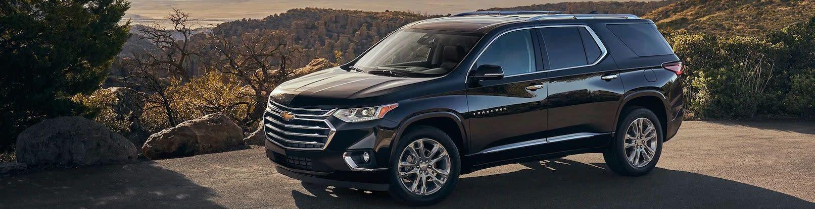 2019 Chevrolet Traverse Leasing near Oak Lawn, IL