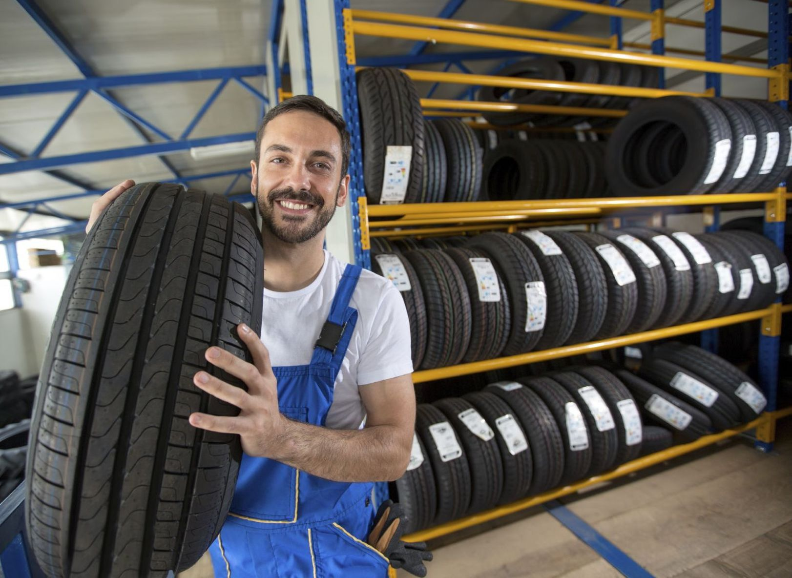 New Tires for Your Chevrolet in Chantilly, VA