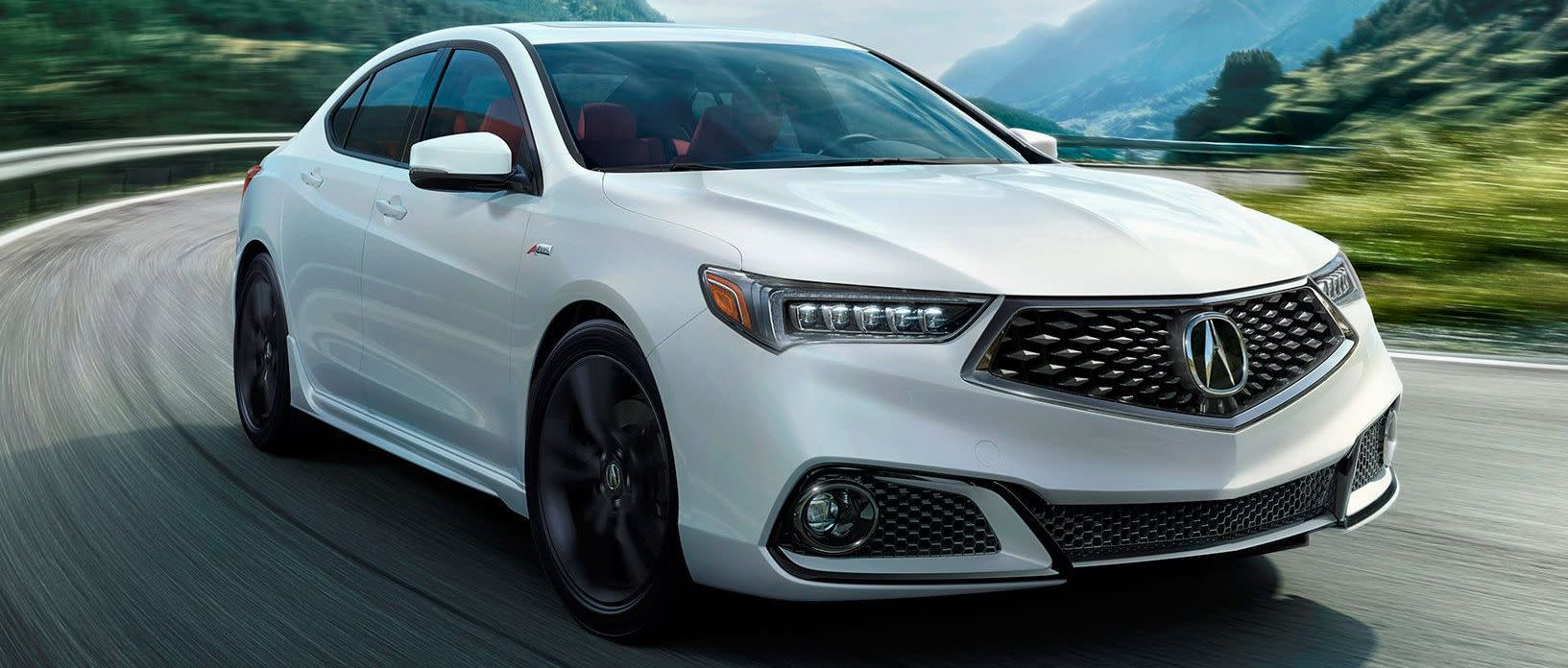 2018 Acura Tlx Review Specs Ball Acura New Used Acuras