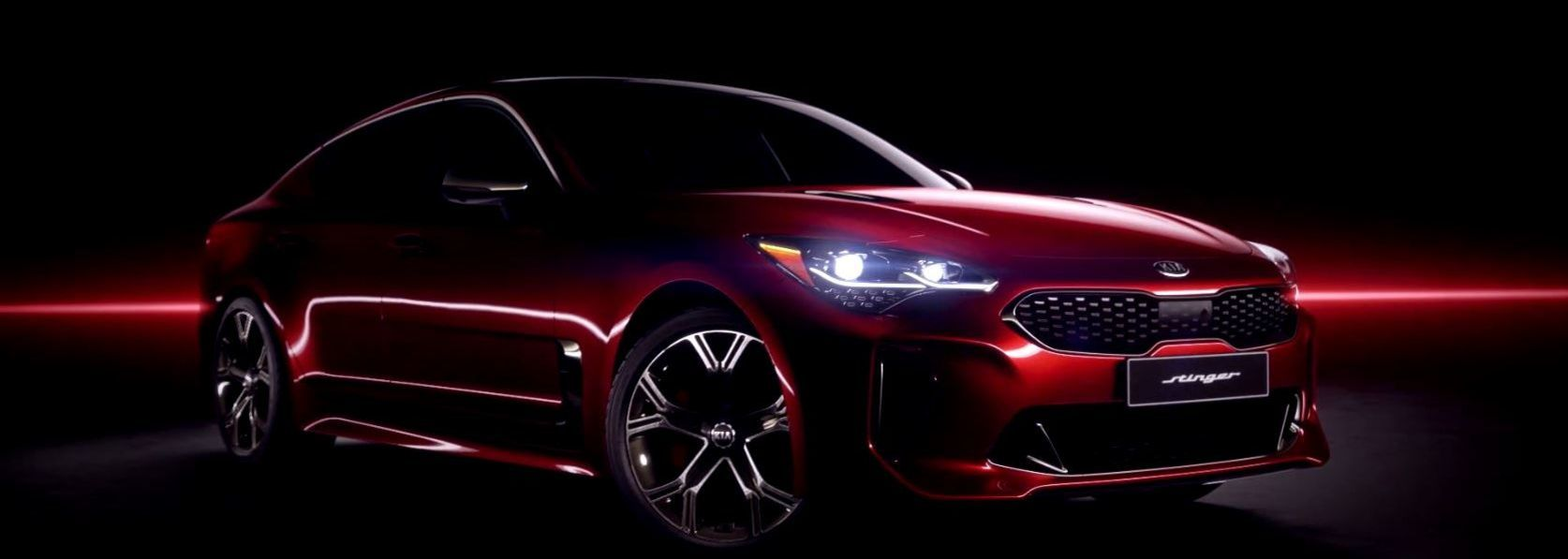 2019 Kia Stinger for Sale near Stillwater, OK