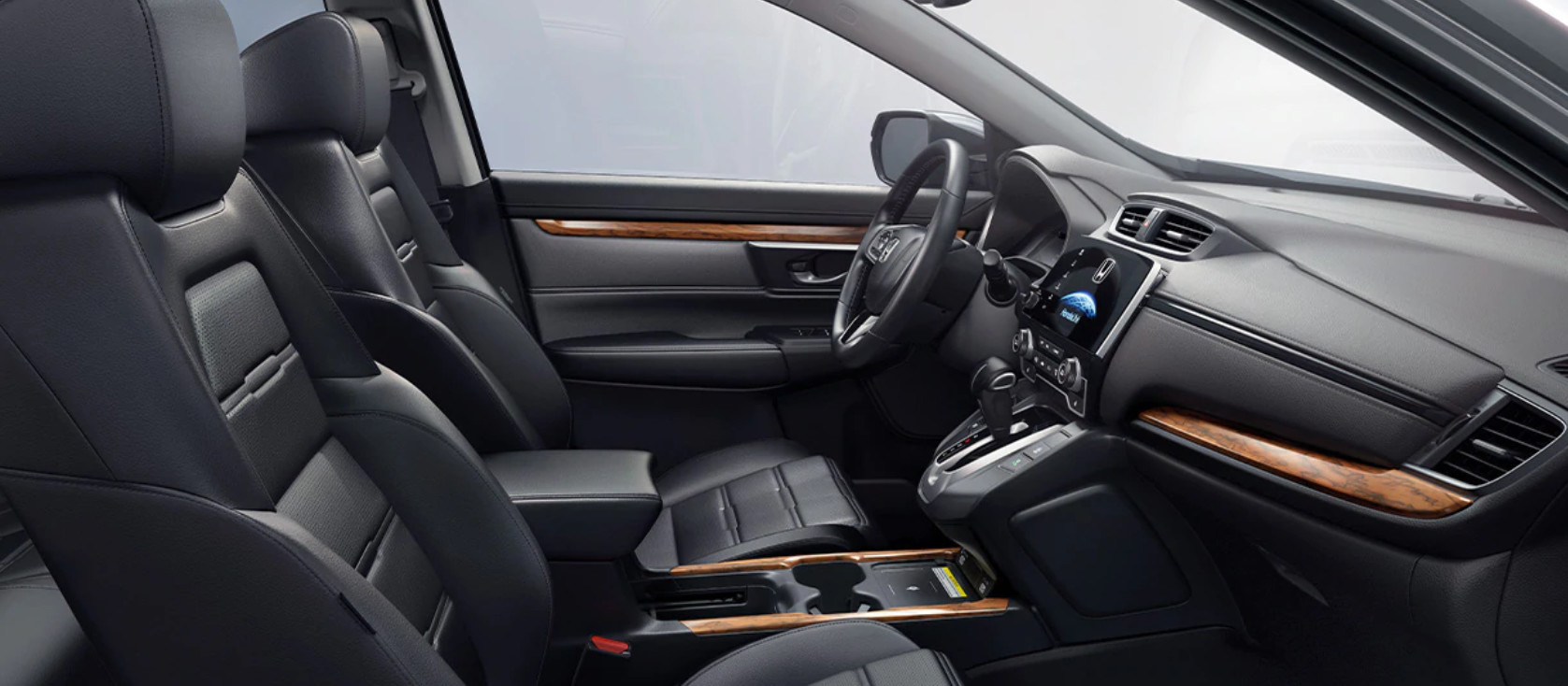 2020 Honda CR-V Available 12-Way Power Driver's Seat