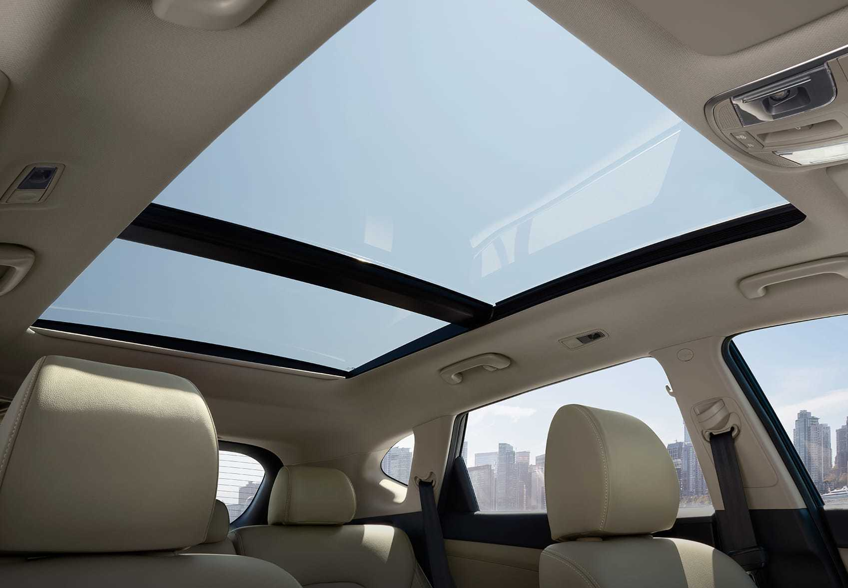 2020 Hyundai Tucson Panoramic Sunroof