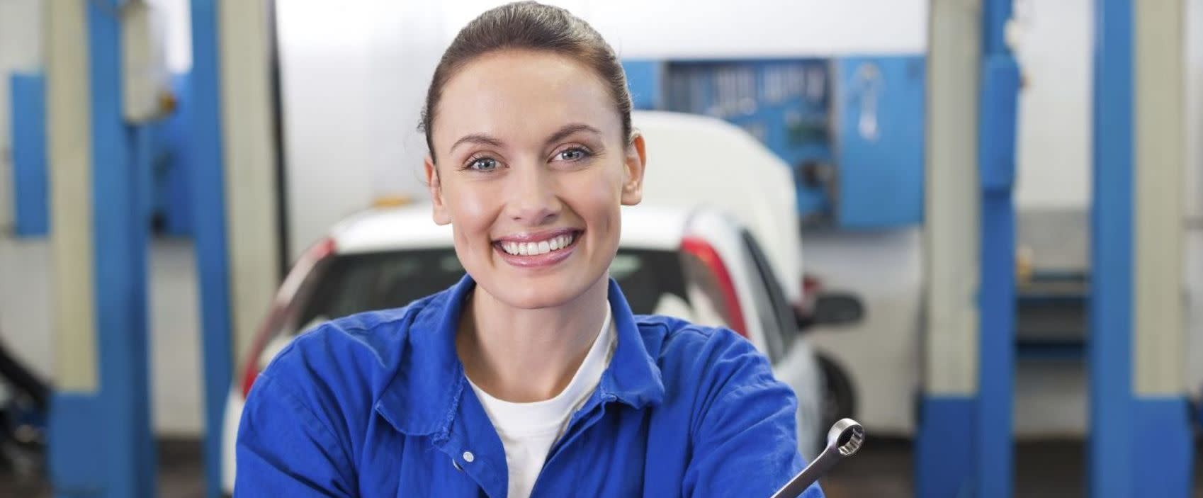 Our Technicians Will Take Care of Your Vehicle!