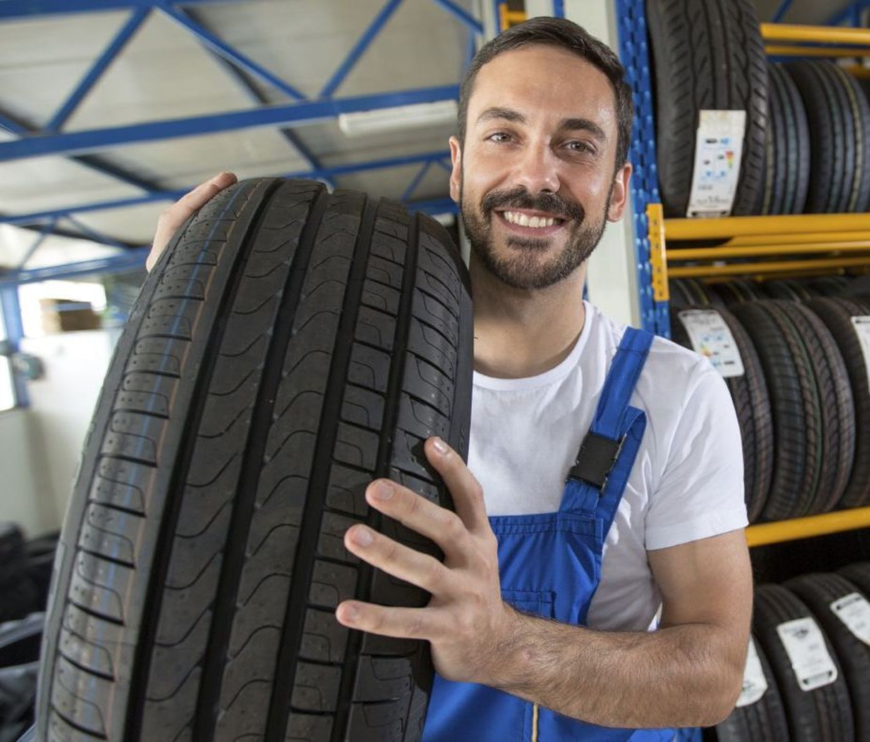 We'll Take Care of Your Tire Rotation!