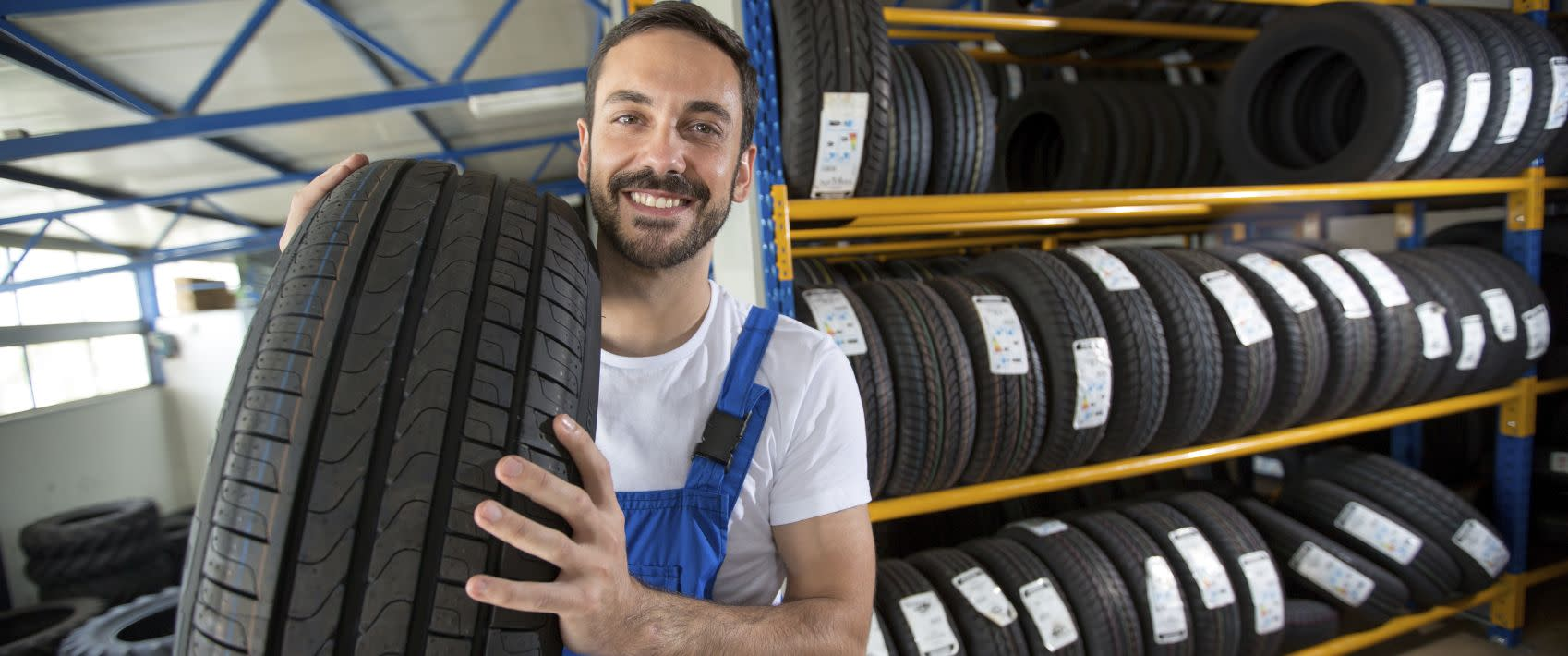 Tire Rotation Service near San Jose, CA