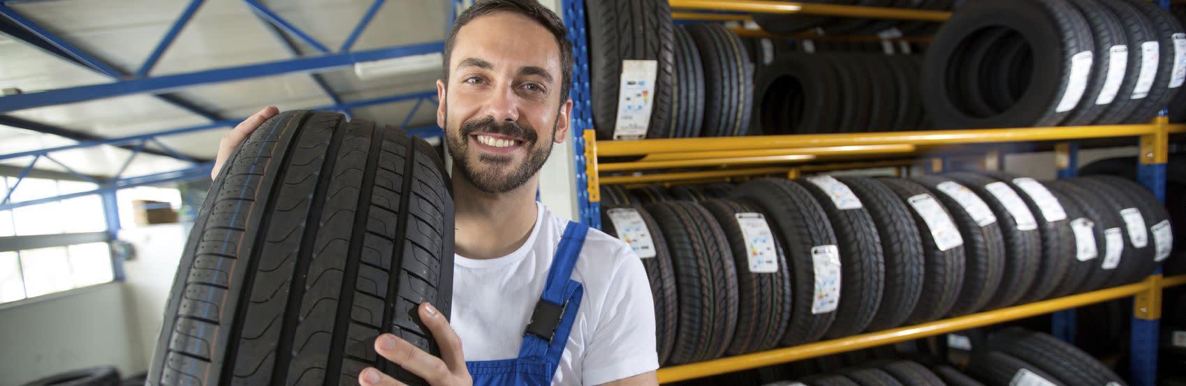 Tire Rotation Service near Stillwater, OK