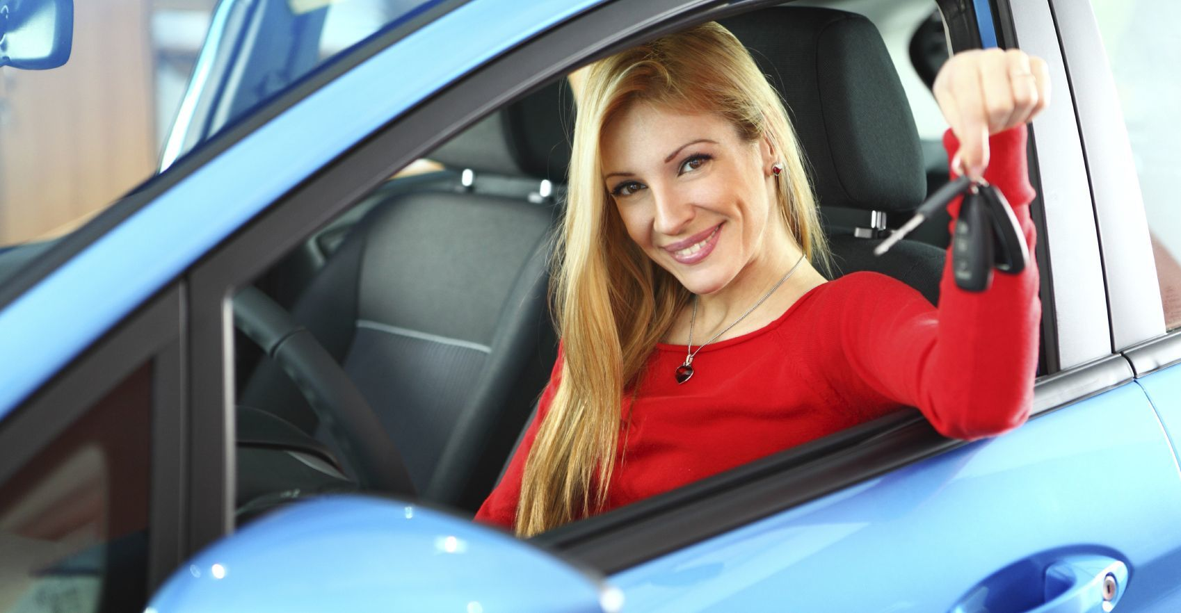Get Behind the Wheel of Your Dream Car Through the Ease of Financing!