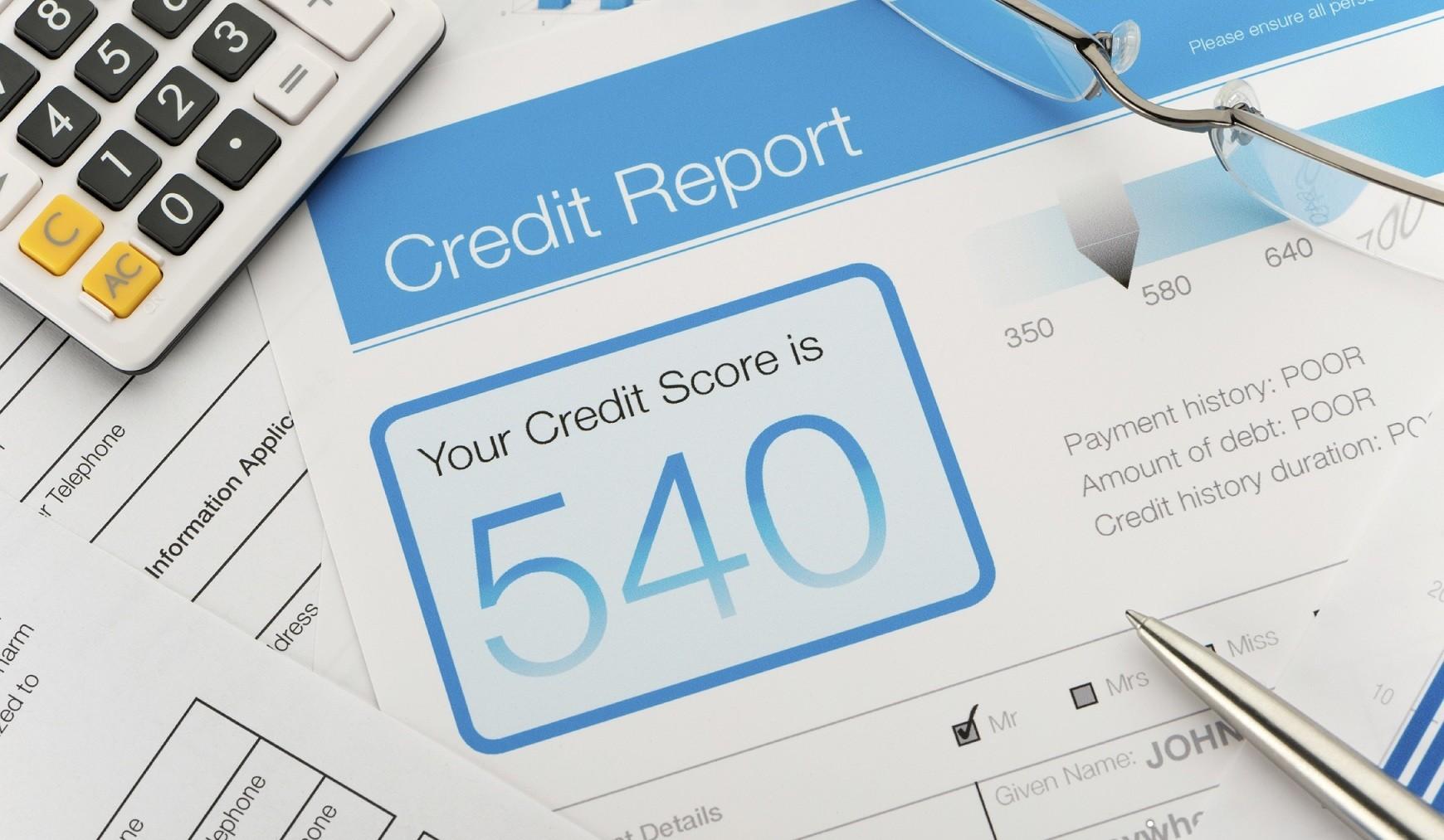 Don't Let Poor Credit Hold You Back!