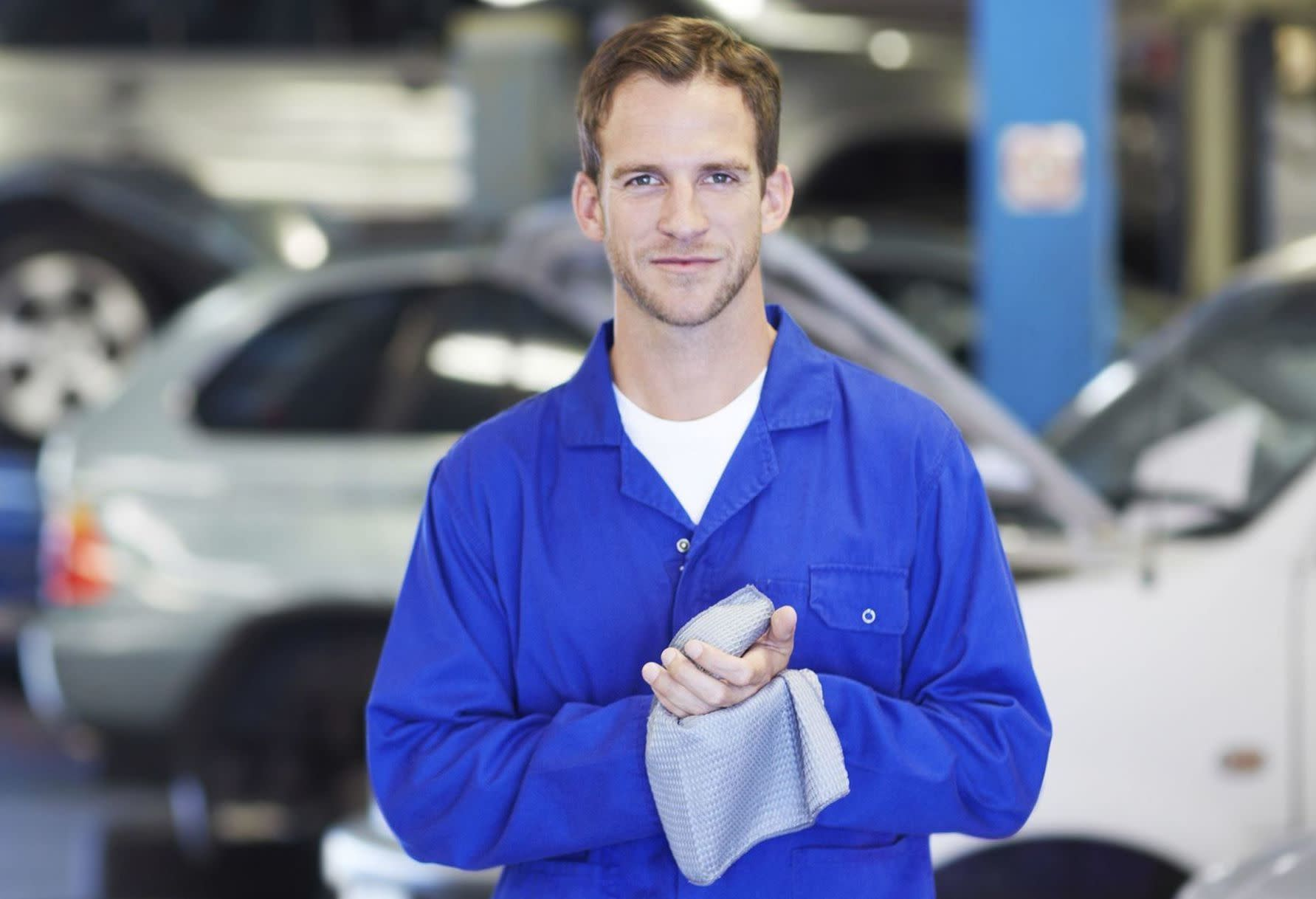 Let Us Take Care of Your Vehicle!