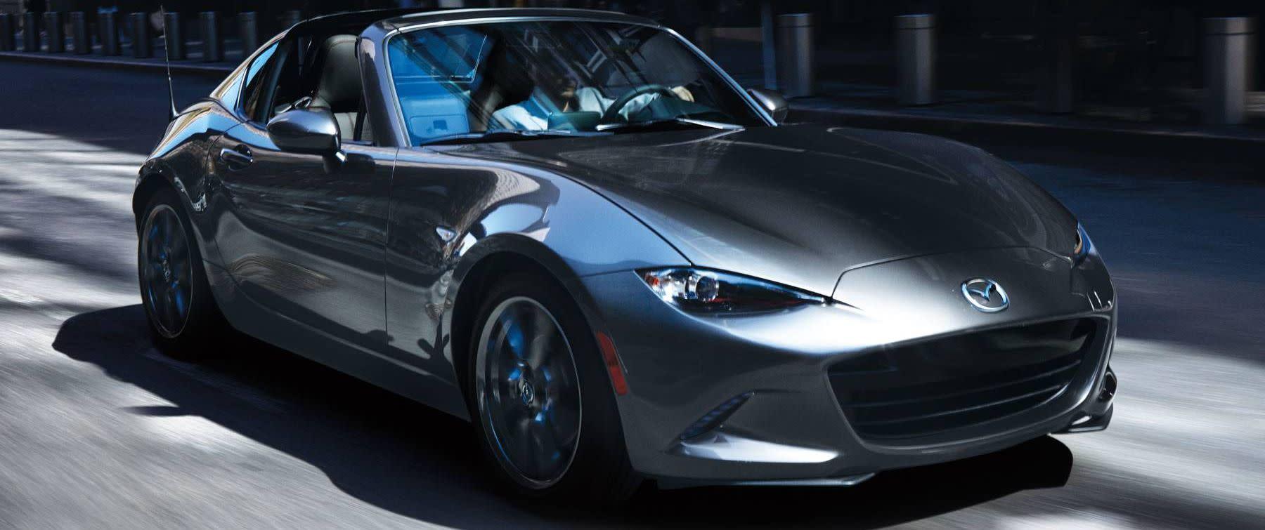 2018 Mazda MX-5 Miata RF Financing in Sacramento, CA