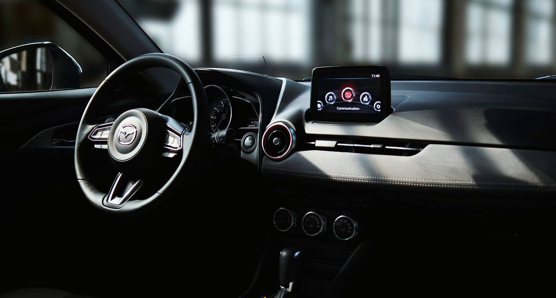 Enjoy the Drive in the 2019 Mazda CX-3