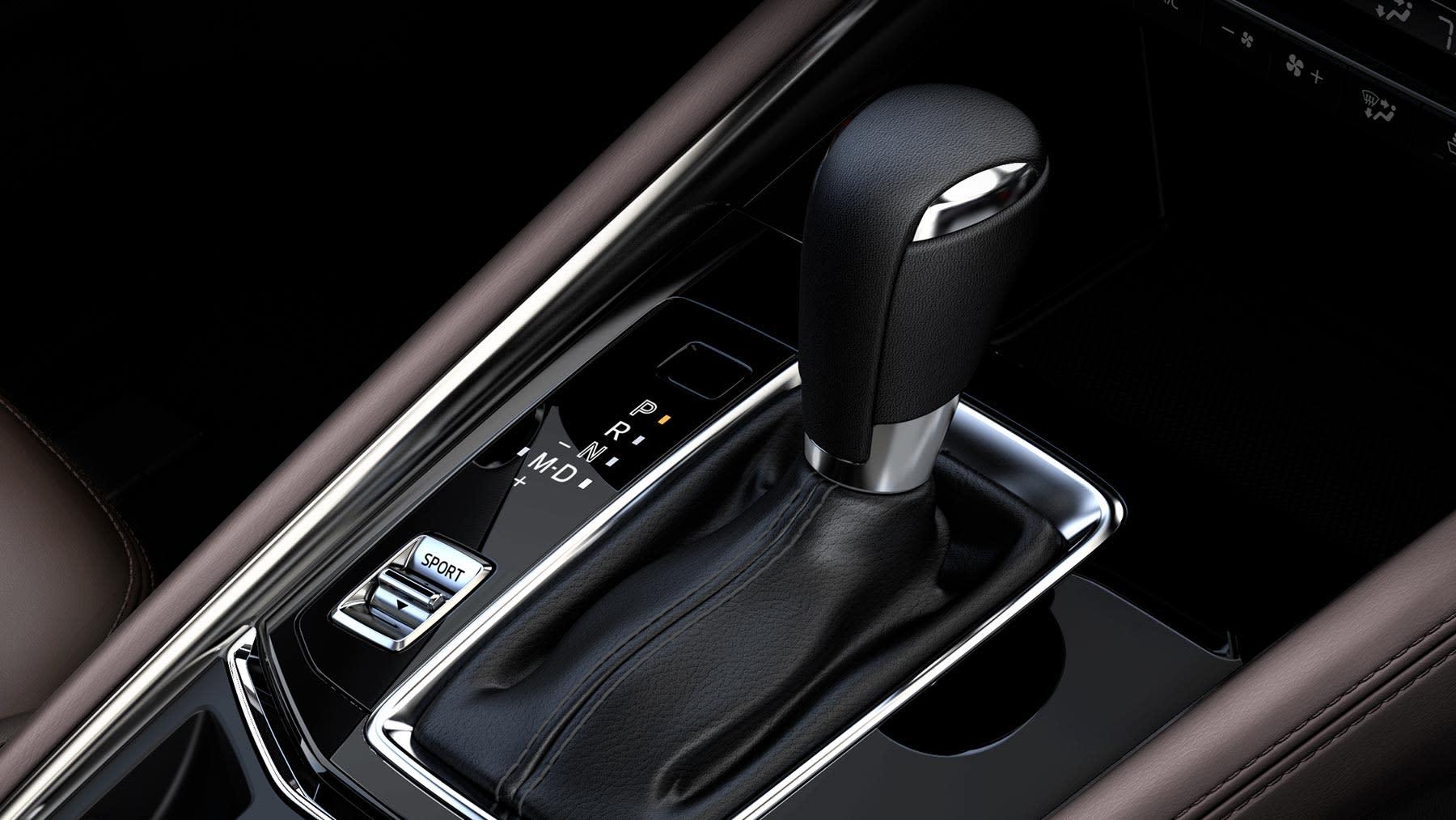 2019 Mazda CX-5's Signature Gear Stick