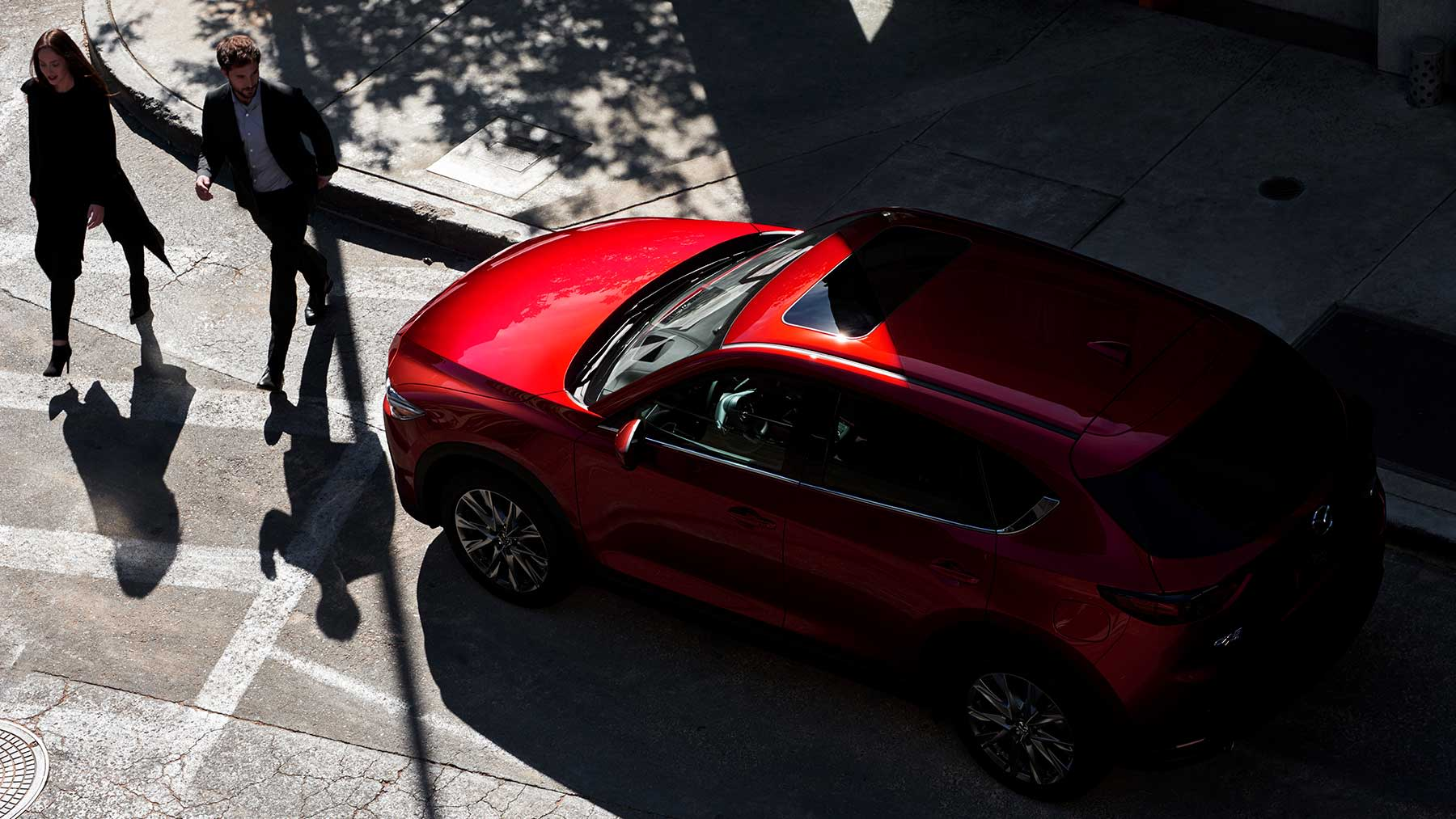 Onlookers Will Stare at Your Mazda's Beautiful Color!