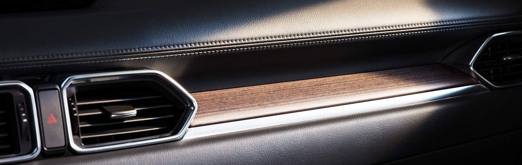 Beautiful Trim in the 2019 Mazda CX-5