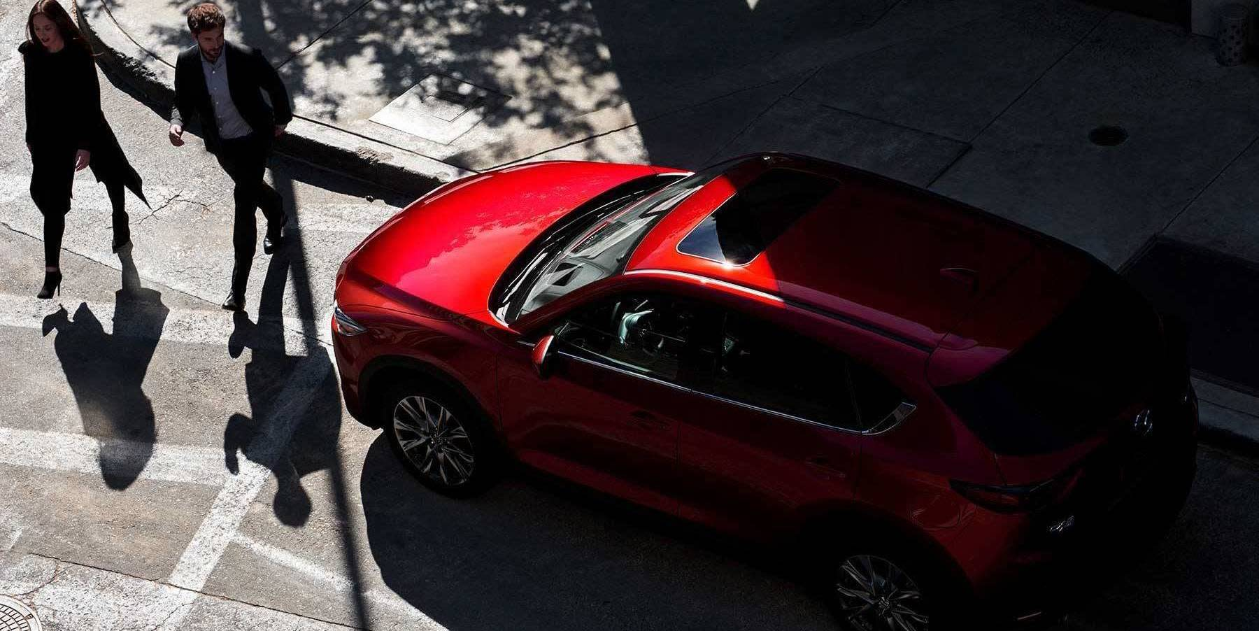 2019 Mazda CX-5 vs 2019 Chevrolet Equinox near Sacramento, CA