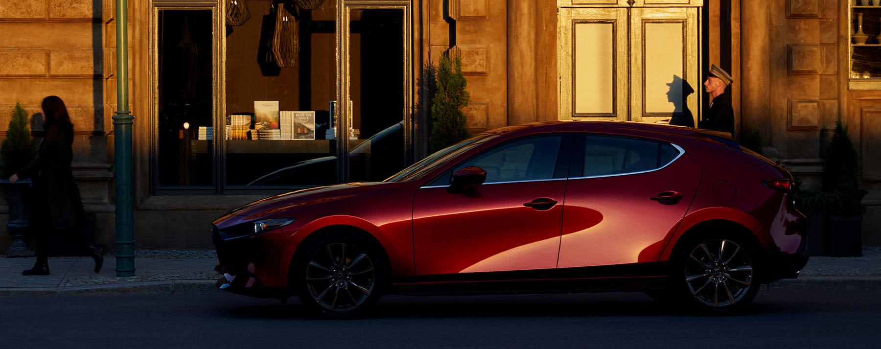 2020 Mazda3 Hatchback for Sale near Sacramento, CA