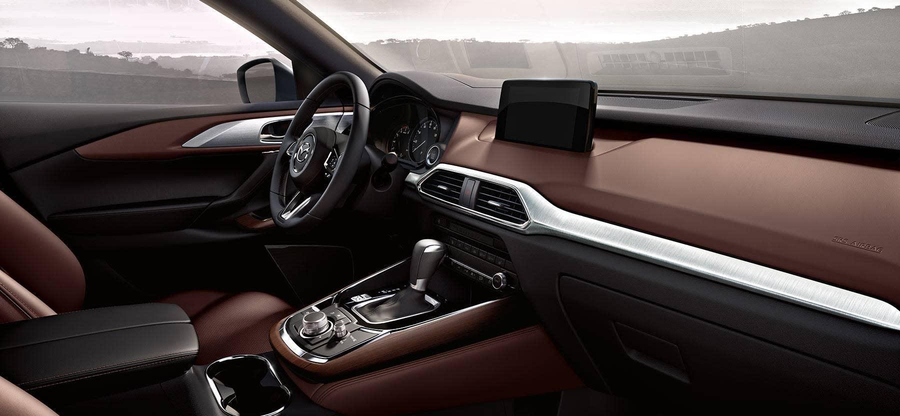 Upscale Amenities in the 2019 Mazda CX-9