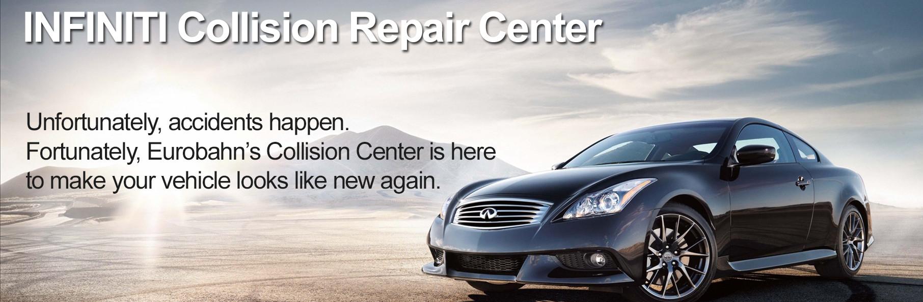 Infiniti body shop greensboro collision repair service for Mercedes benz of greensboro greensboro nc