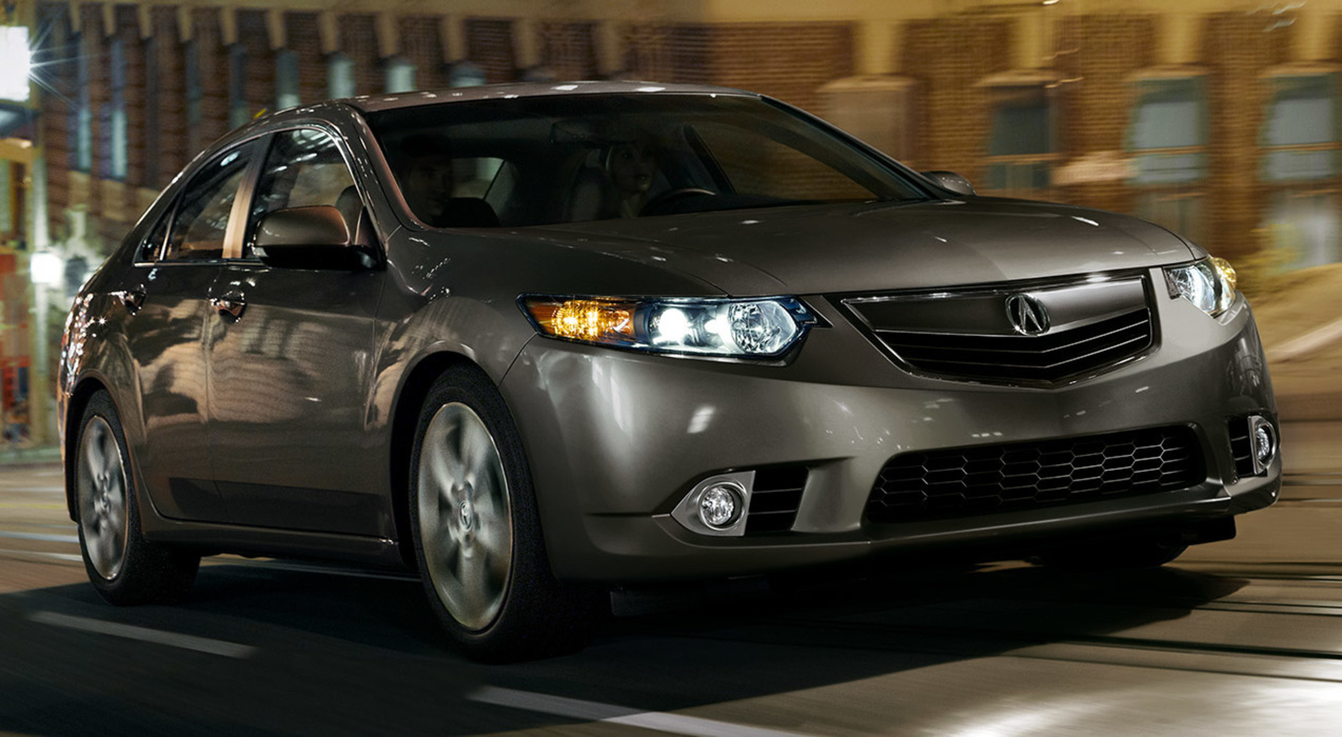 Certified Pre-Owned Acura TSX