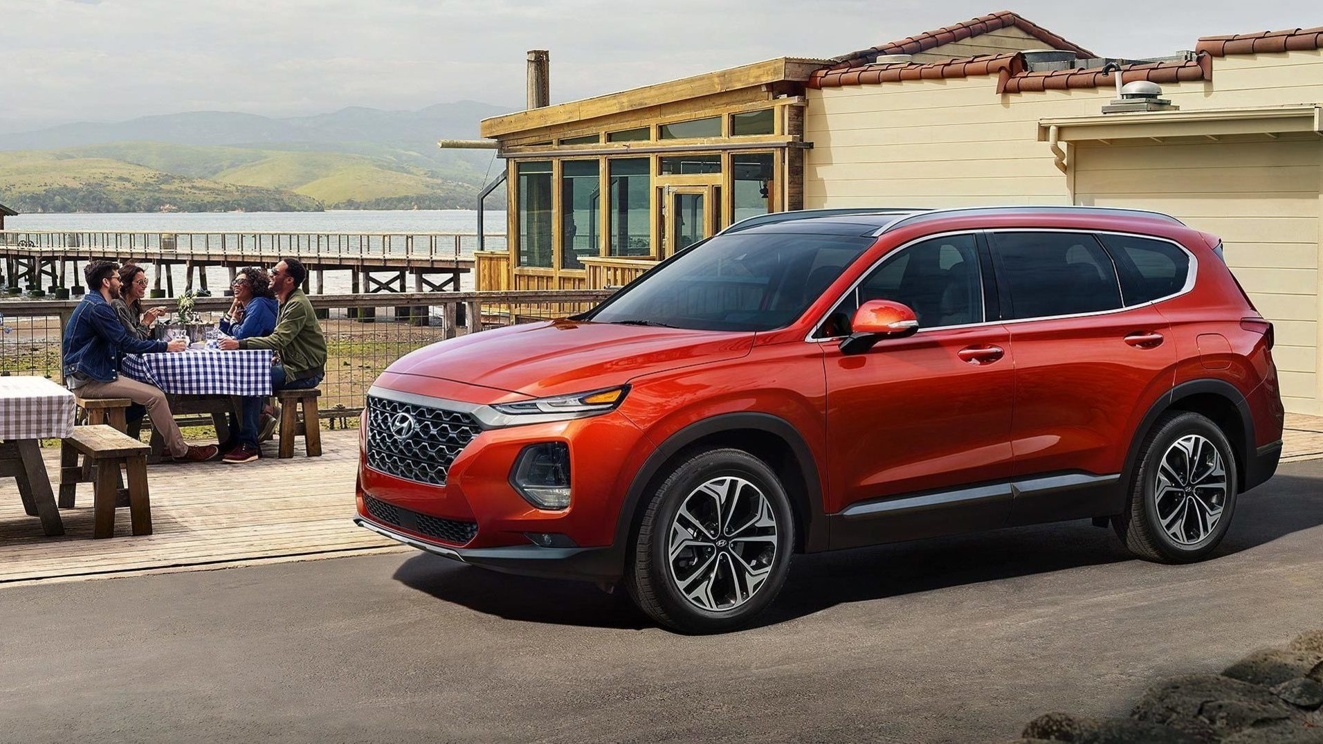Which Hyundai Models Have Third-Row Seating?